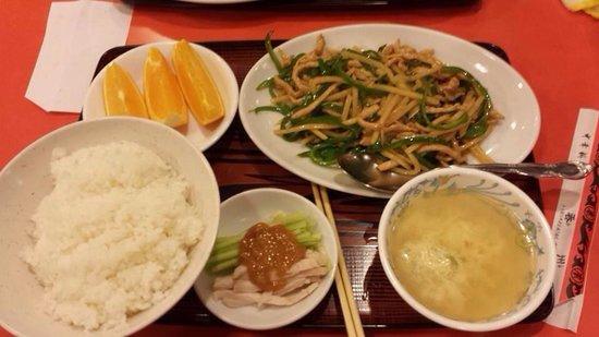 Chinese Cuisine Kashiu