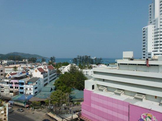 Amata Resort : Rooftop pool