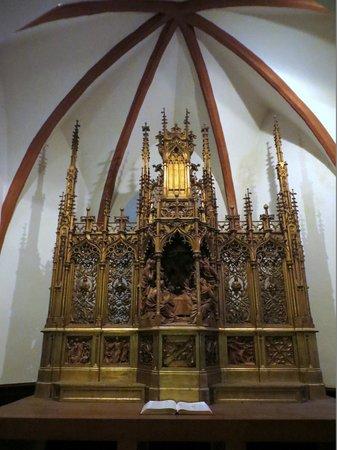 St. Thomas Church (Thomaskirche) : Altar