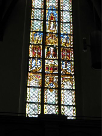 St. Thomas Church (Thomaskirche) : Bachfenster