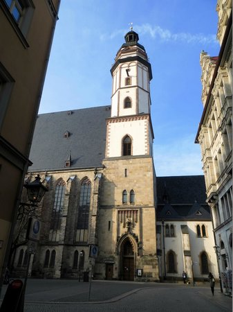 St. Thomas Church (Thomaskirche) : Thomaskirche