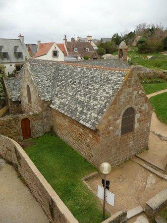 Hotel Castel Beau Site : la chapelle