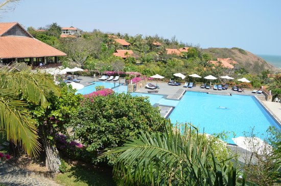 Romana Resort & Spa: View from room 233