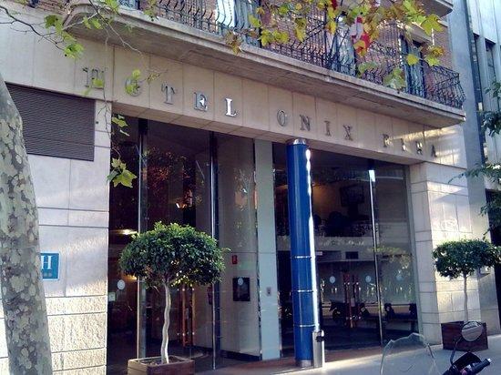 Onix Fira Hotel : Hotel entrance