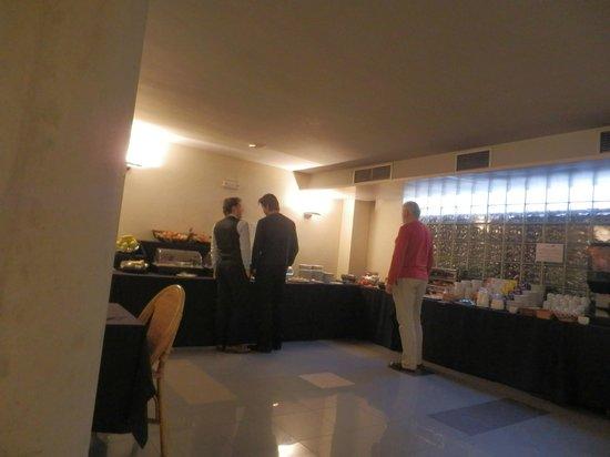 Onix Fira Hotel : Breakfast