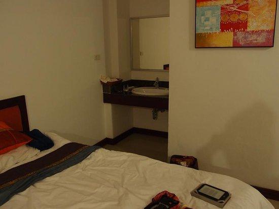 AV Hotel: Zimmer