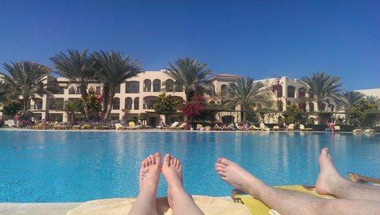 Jaz Mirabel Park : Lovely pool....heated!