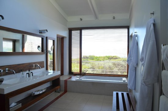 Grootbos Private Nature Reserve: Bathroom