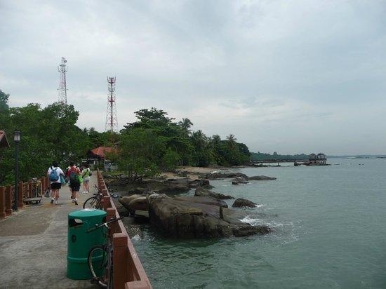 Pulau Ubin Ferry Wharf