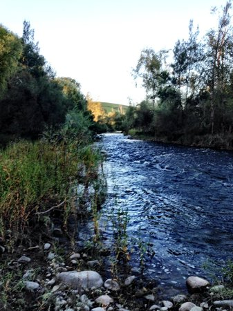 Barrington Hideaway: The river