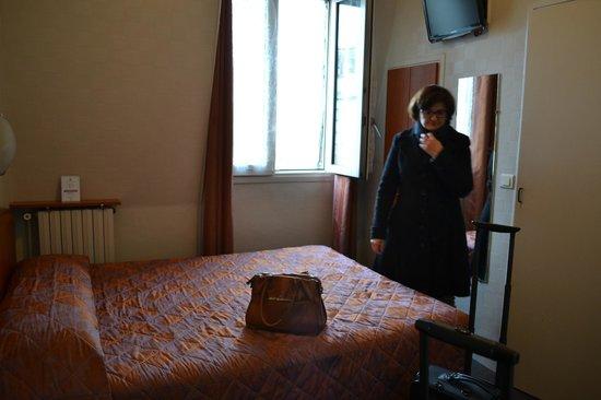 Montpensier: goedkoopste hotel kamer