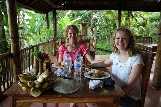 Bali Hai Bike Tours: meal to finish
