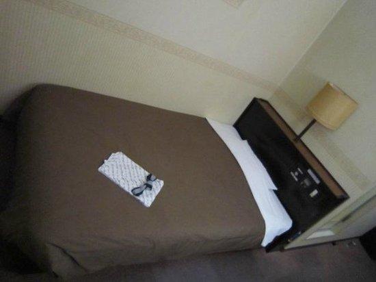 Hotel Air Way: ベッド