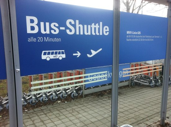 Novotel Munich Airport: Bus Shuttle - 5 min from the Airport