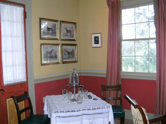 Laura Plantation: Louisiana's Creole Heritage Site: A view inside the main building
