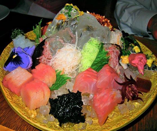 Restaurant Yoshi: Sashimi