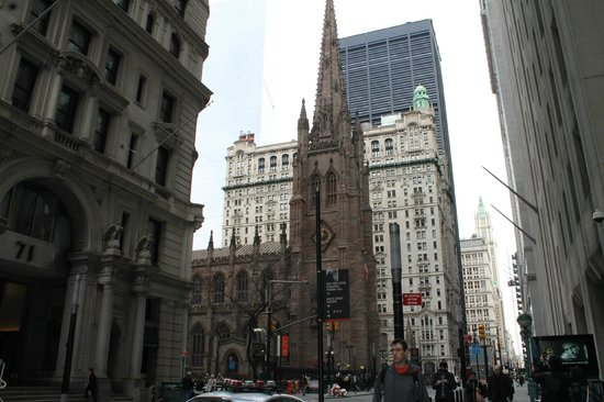 Wall Street Walks: bellissimo