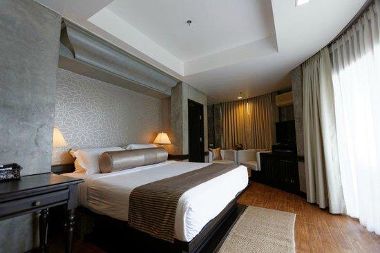 The Dewa Koh Chang: Schlafzimmer