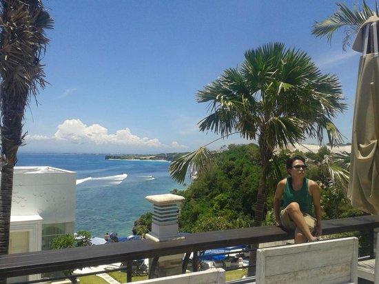 Padang Padang Beach: Osias Lim