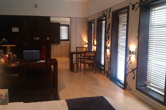 The Park on Vembanad Lake: The Room