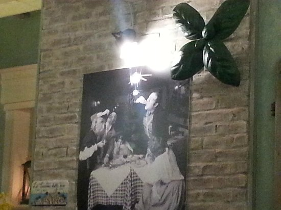 La Taverna : Sala pian terreno