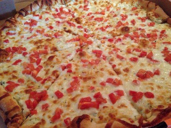 Al's Pizza: White Pizza