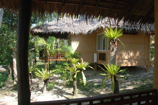 Ban Sainai Resort: This was our cottage