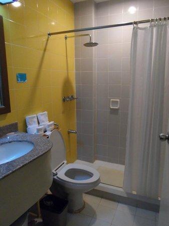 Microtel Inn & Suites by Wyndham Baguio : Bathroom
