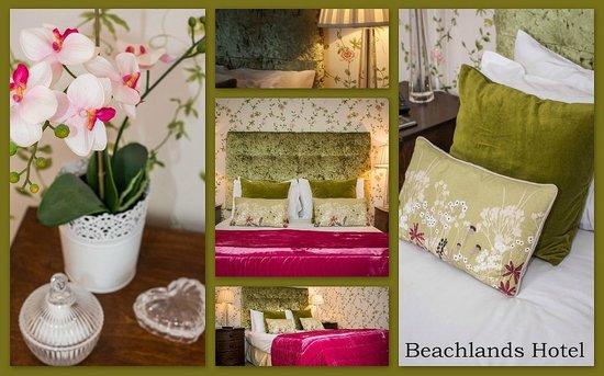 Beachlands Hotel: collage