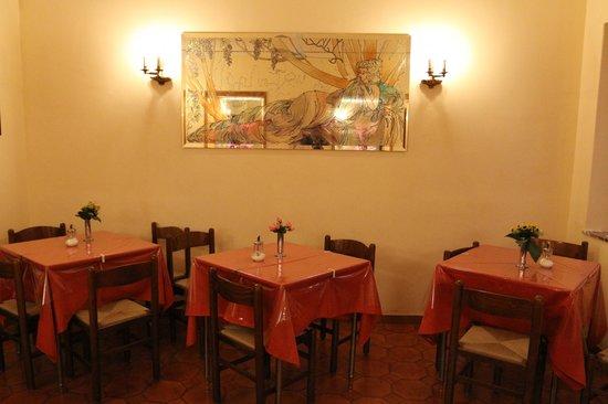 Elios Hotel : Sala colazioni - interna -