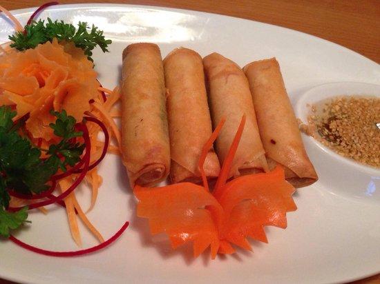Mai Thai Restaurant : Spring Roll
