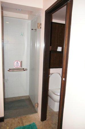 Krabi Cha-Da Resort : Туалет