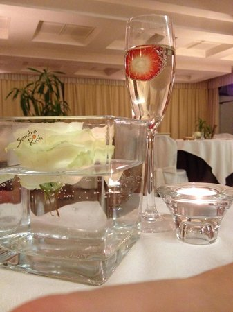 Hotel Dei Giardini: Anche i dettagli fanno la differenza...