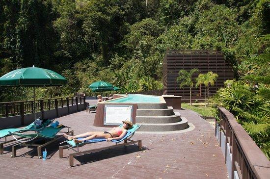 Krabi Cha-Da Resort: Верхний отель