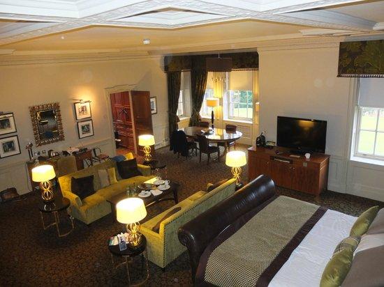 Crathorne Hall Hotel: Crathorne Suite