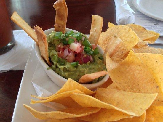 Salt Life Food Shack: Guacamole