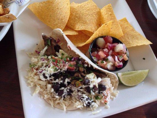 Salt Life Food Shack: Fish taco