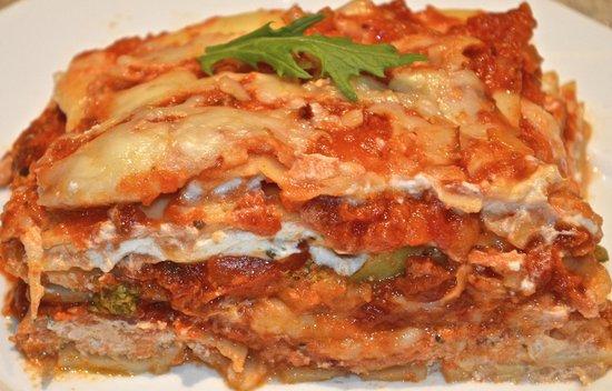 Bob's Italian Foods: Lasagna with 3 Cheeses