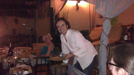 Apassionata Tango: Assado auf der Terrasse