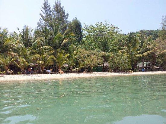 Koh Yao Sea View : Beach
