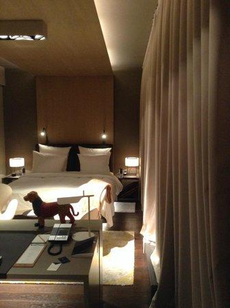 Das Stue : Chambre superbe avec baie vitrée intégrale