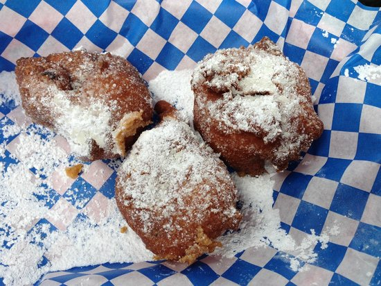 The Codmother Fish & Chips: Deep Fried Oreos