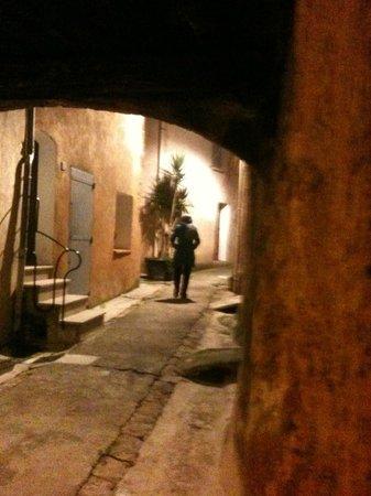 La Licorne Guest House : the village of Cotignac