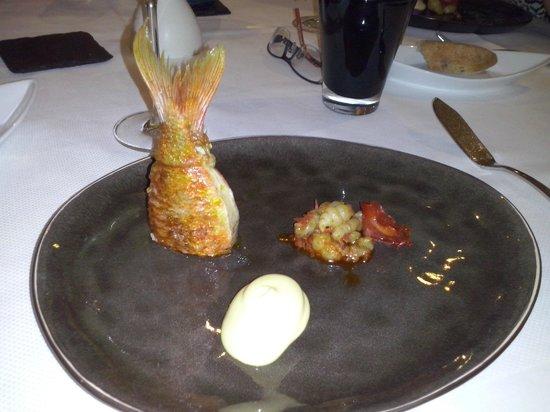 Meulien Restaurant : aux origines du rouget