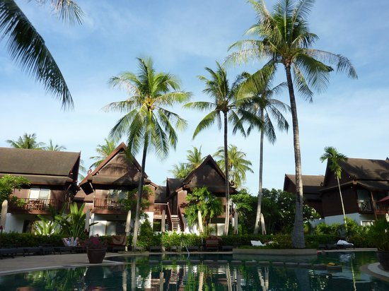 Amari Koh Samui : The quiet back pool