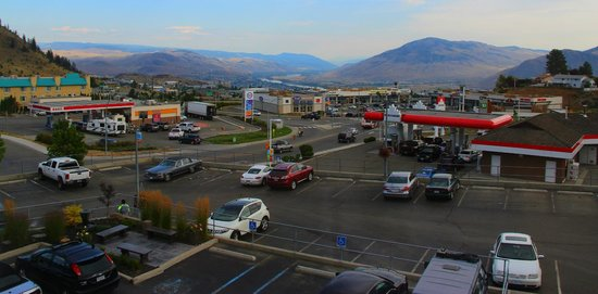 Four Points by Sheraton Kamloops: View over Kamloops