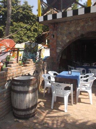 Cabo Blanco Bar : Photo du 5 mars 2014.