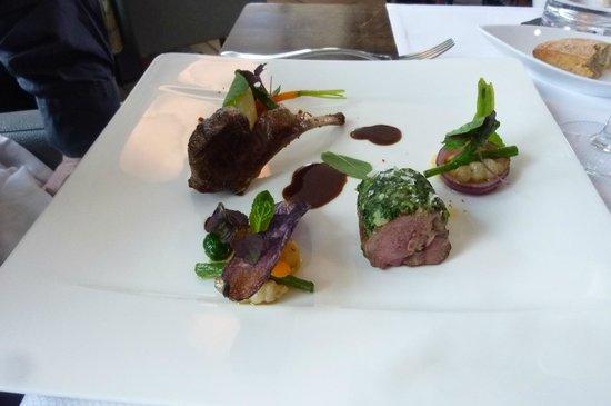 Meulien Restaurant : les doux vertiges de l'agneau