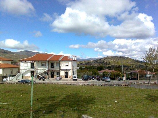 San Pablo de los Montes, Ισπανία: casa rural cuatro caminos