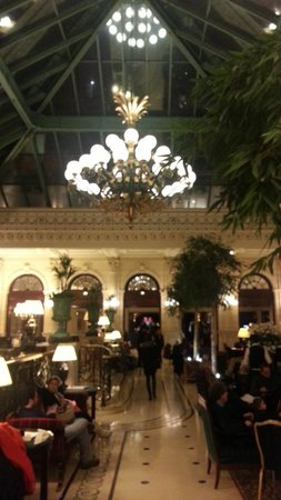 InterContinental Paris Le Grand: Hall